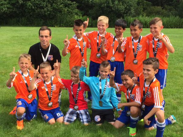 Rochester Cobras Tournament RVDL U9 Champs